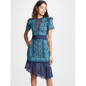 Sea Lola lace dress size 4